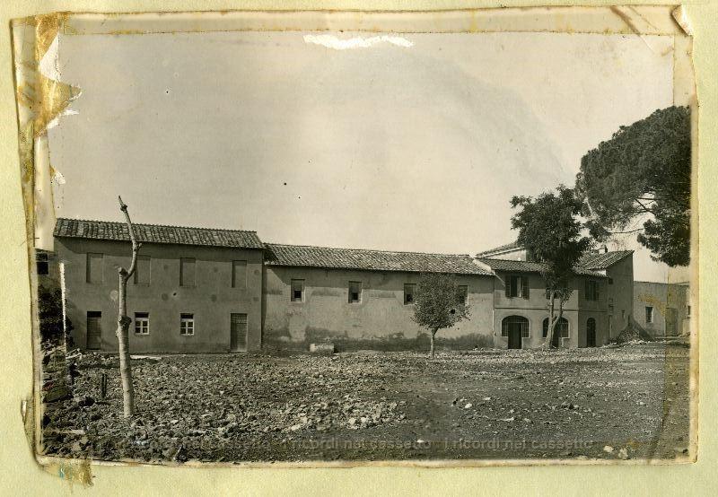 <h3>             Storia dell'edificio Oratorio San Filippo Neri Percorso storico architettonico.                     </h3>